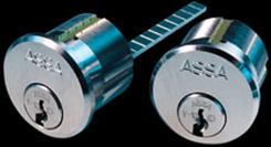 ASSA High Security Cylinders